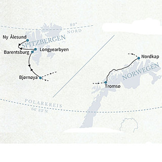 Auf den Spuren der Polarentdecker