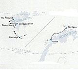 Auf den Spuren der Polarentdecker |