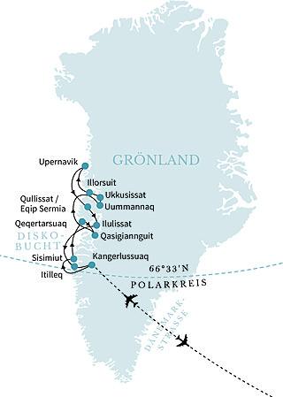 Grönland- Arktische Wildnis