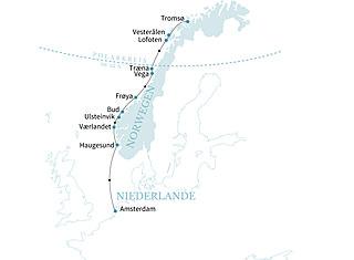 Europa unser Norwegen