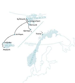 Spitsbergen Kurs auf Abenteuer