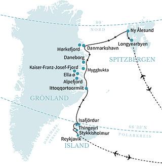 Grönland- Extreme Arktis