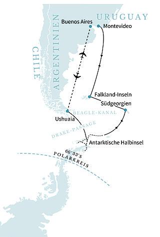 Antarktis- Begegnungen im Eis