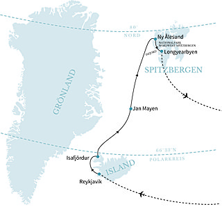Arktis- Expedition im Zeichen des Klimas
